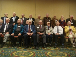 Holocaust survivors reunite with liberator nearly 65 years after they were freed