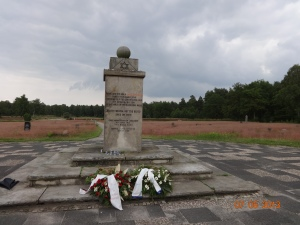 Remember. Bergen Belsen, July 5, 2013.