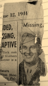 Dom's cousin Dom. KIA June 1944.