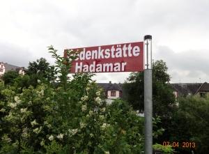 Memorial Site, Hadamar. July 4, 2013.