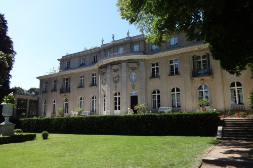Wannsee Villa, July 6, 2013.