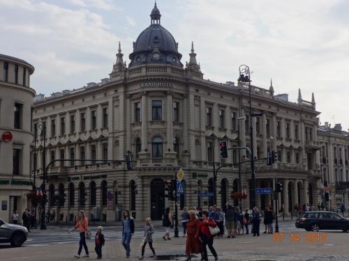 Grand Hotel, Lublin.