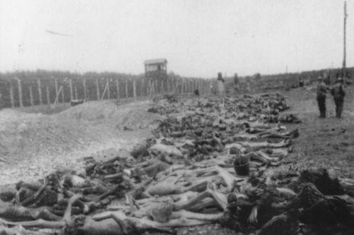 Landsberg Area, Germany. A subcamp of Dachau.
