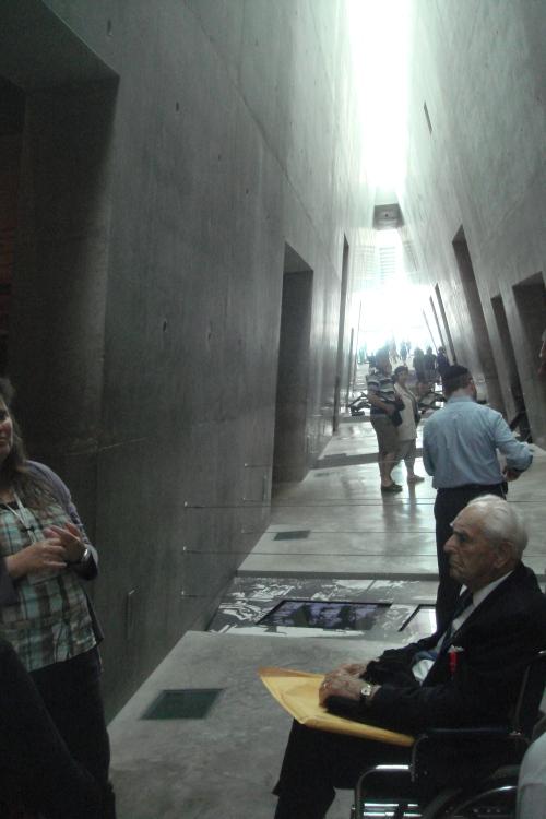 Frank W. Towers, Yad Vashem, 2011.